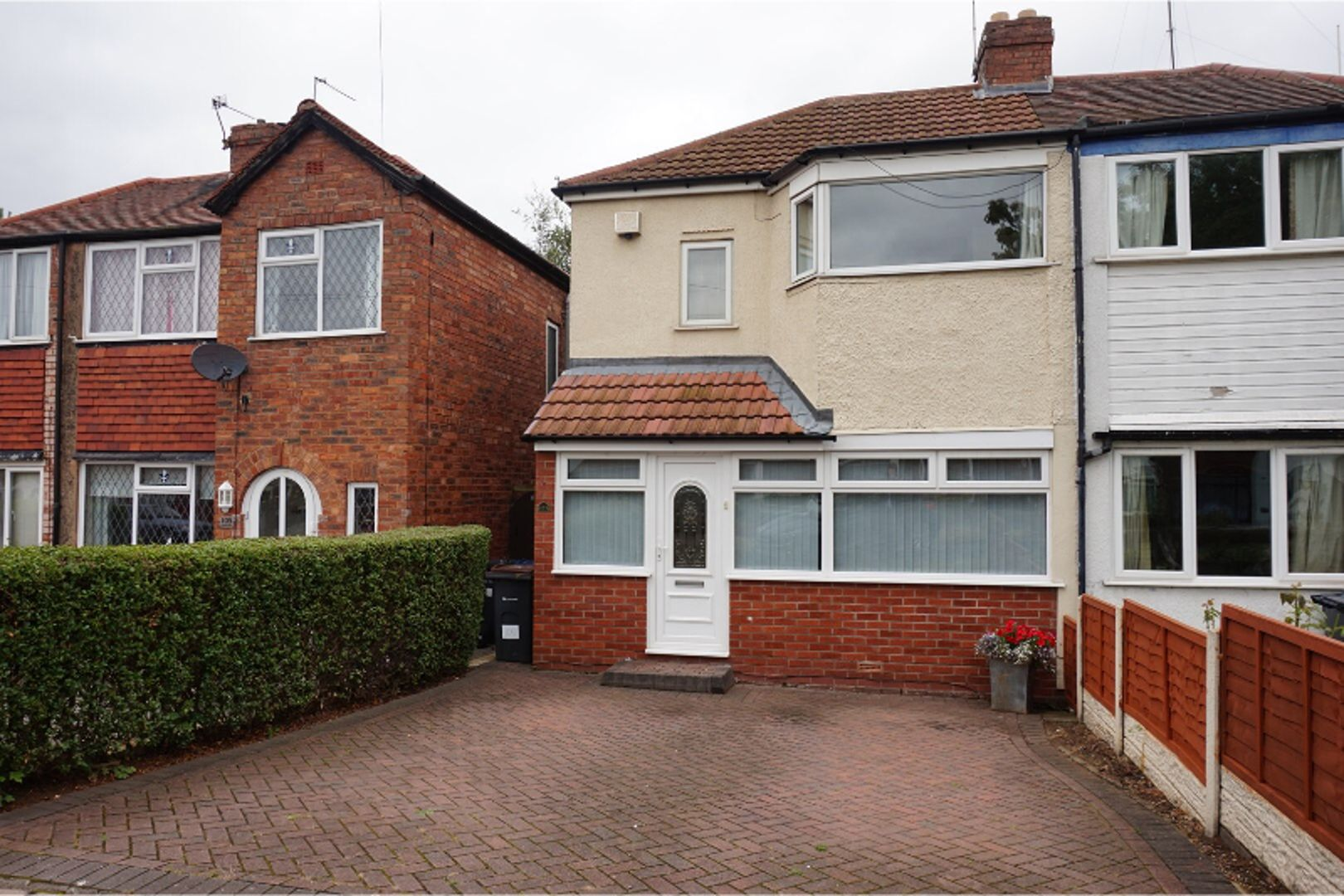 2 Bedroom Semi Detached House For Sale In Goodway Road Great Barr Birmingham B44 8RS