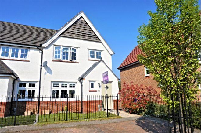 3 Bedroom End Of Terrace House For Sale In Holtby Avenue Cottingham Hu16 4af