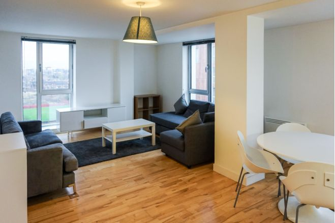 1 Bedroom Apartment To Rent In 106 Dalton Street Manchester M40 7eh