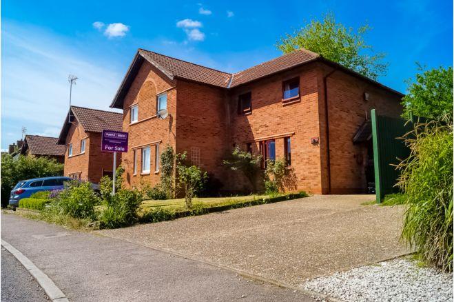 2 Bedroom Semi Detached House For Sale In Holyrood Milton Keynes Mk8 9af