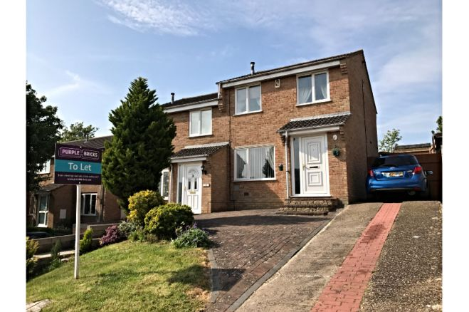 3 Bedroom Semi Detached House To Rent In Middlewell Court Northampton Nn3 9tz