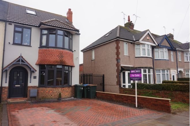 4 Bedroom Semi Detached House For Sale In Kelmscote Road Coventry Cv6 2dy