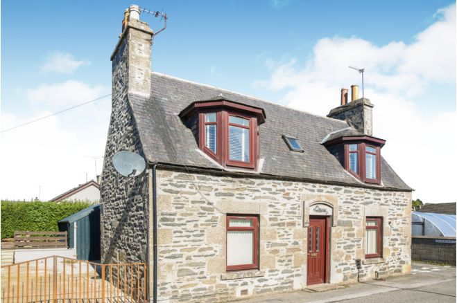 2 Bedroom Detached House For Sale In Isla Road Newmill Keith Ab55 6us