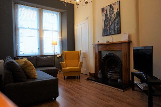 1 Bedroom Flat To Rent In 7 Dean Park Street Edinburgh Eh4 1jp