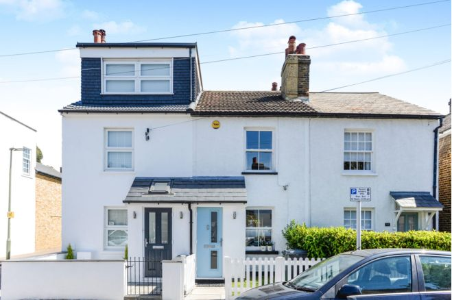 2 Bedroom Terraced House For Sale In Palace Road Bromley Br1 3jx