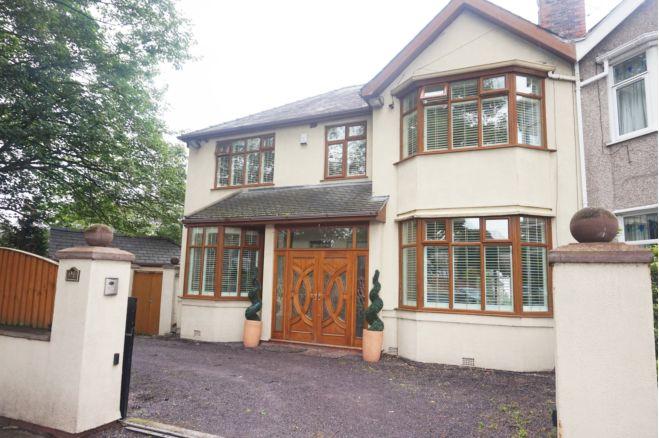 4 Bedroom Semi Detached House For Sale In Dunbabin Road Liverpool L16 7qg