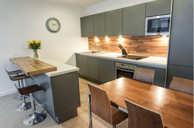 2 Bedroom Apartment To Rent In 37 Potato Wharf Manchester